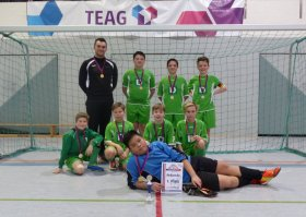 Turniersieger D-Junioren: FC Crimmitschau