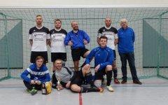 Der FV Wolkenburg holte sich bei seiner ersten Teilnahme Platz 3