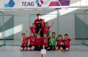 F2-Turniersieger: SV Hermsdorf