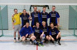 Niederndorf/Kaltenborn: Turniersieger der Freizeitmannschaften unterm Hallendach